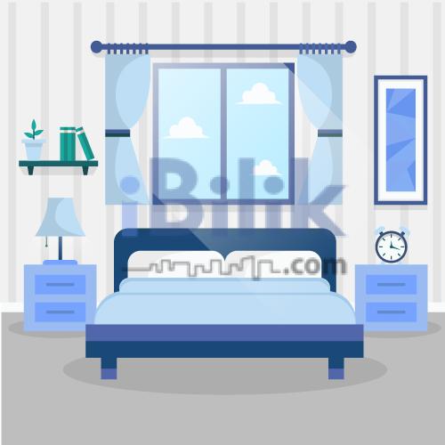 Room Rental in Kuala Lumpur - Middle Room at Sentul Village, Sentul
